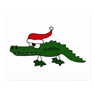 324x324 Cute Alligator Postcards Zazzle