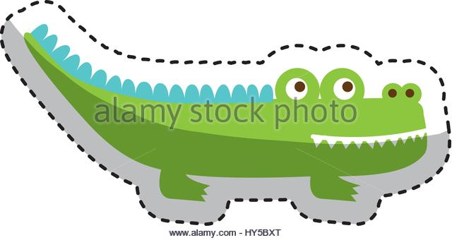 640x340 Alligator Vector Vectors Stock Photos Amp Alligator Vector Vectors