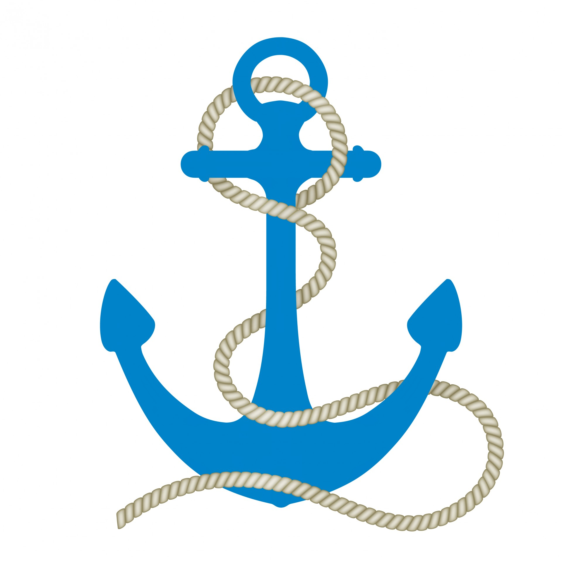 Cute Anchor Clipart