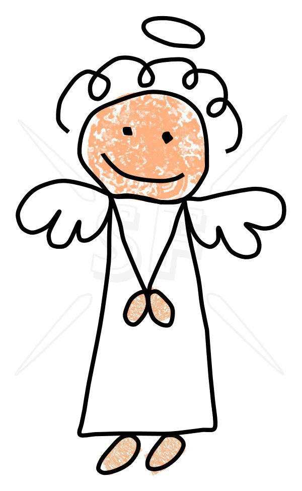 Collection Of Angels Clipart