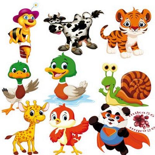 500x500 Free Children Clip Art Cute Animals