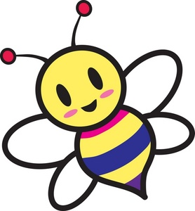 278x300 Free Free Bee Clip Art Image 0071 0905 2616 0022 Animal Clipart