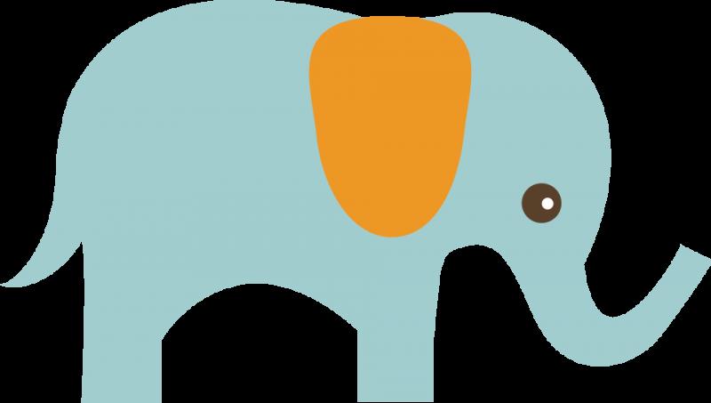 800x453 Cute Baby Elephant Clipart