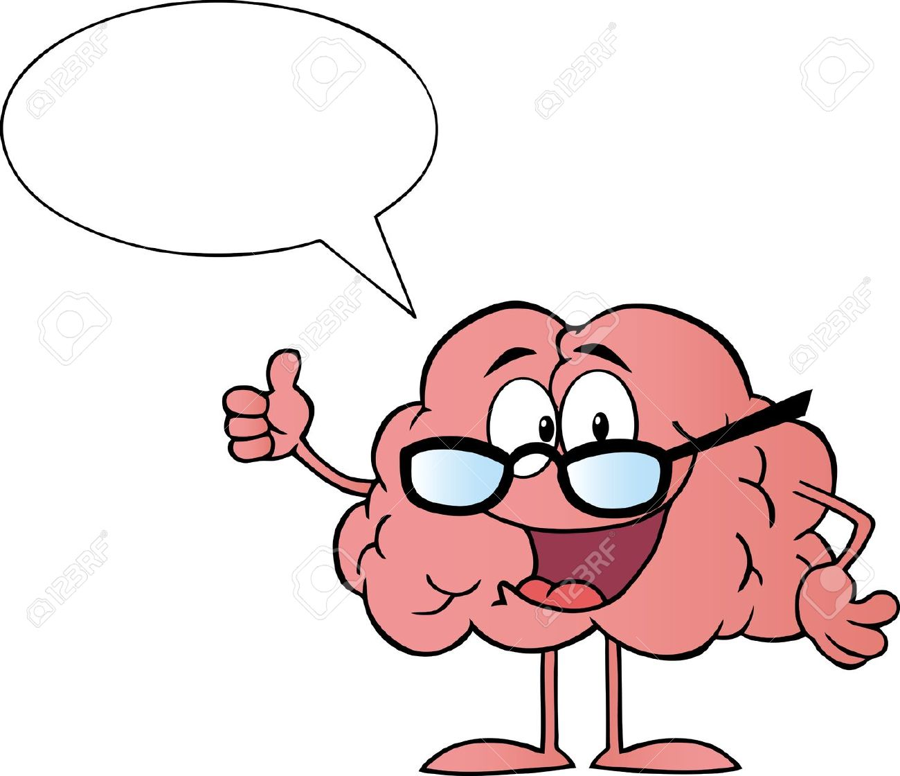 Cute Brain Clipart   Free download best Cute Brain Clipart ...