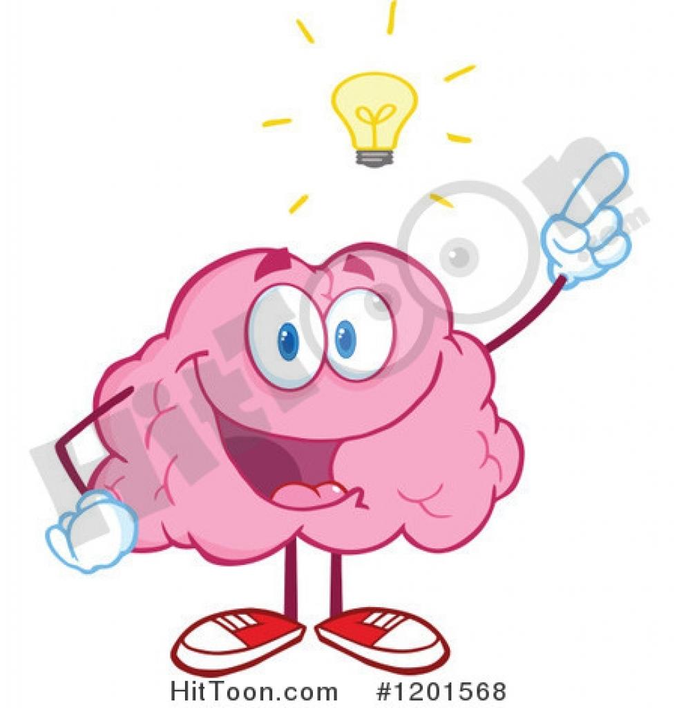 980x1024 Brain With Lightbulb Clipart Brain With Lightbulb Clipart Brain