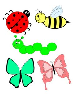 Cute Bug Clipart