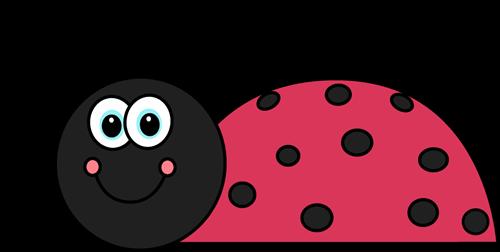 500x252 Cute Bug Clipart. Lady Bug Clip Art Hostted Cute Clipart