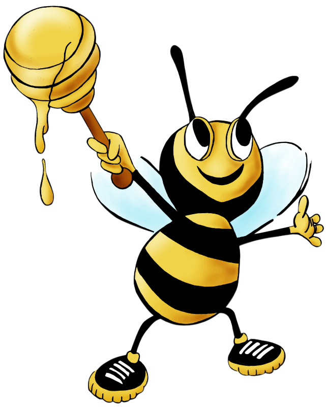 645x800 Bumblebee Clipart Drawn