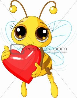 268x340 The Best Bumble Bee Cartoon Ideas Cartoon Bee