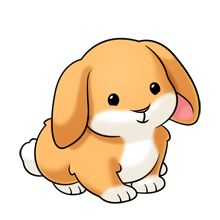 Cute Bunny Clipart