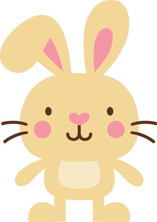 bunny cute clipart clip baby critter cricut rabbit cartoon create animals dibujos bunnies animal cliparts emoji critters nursery animales conejos