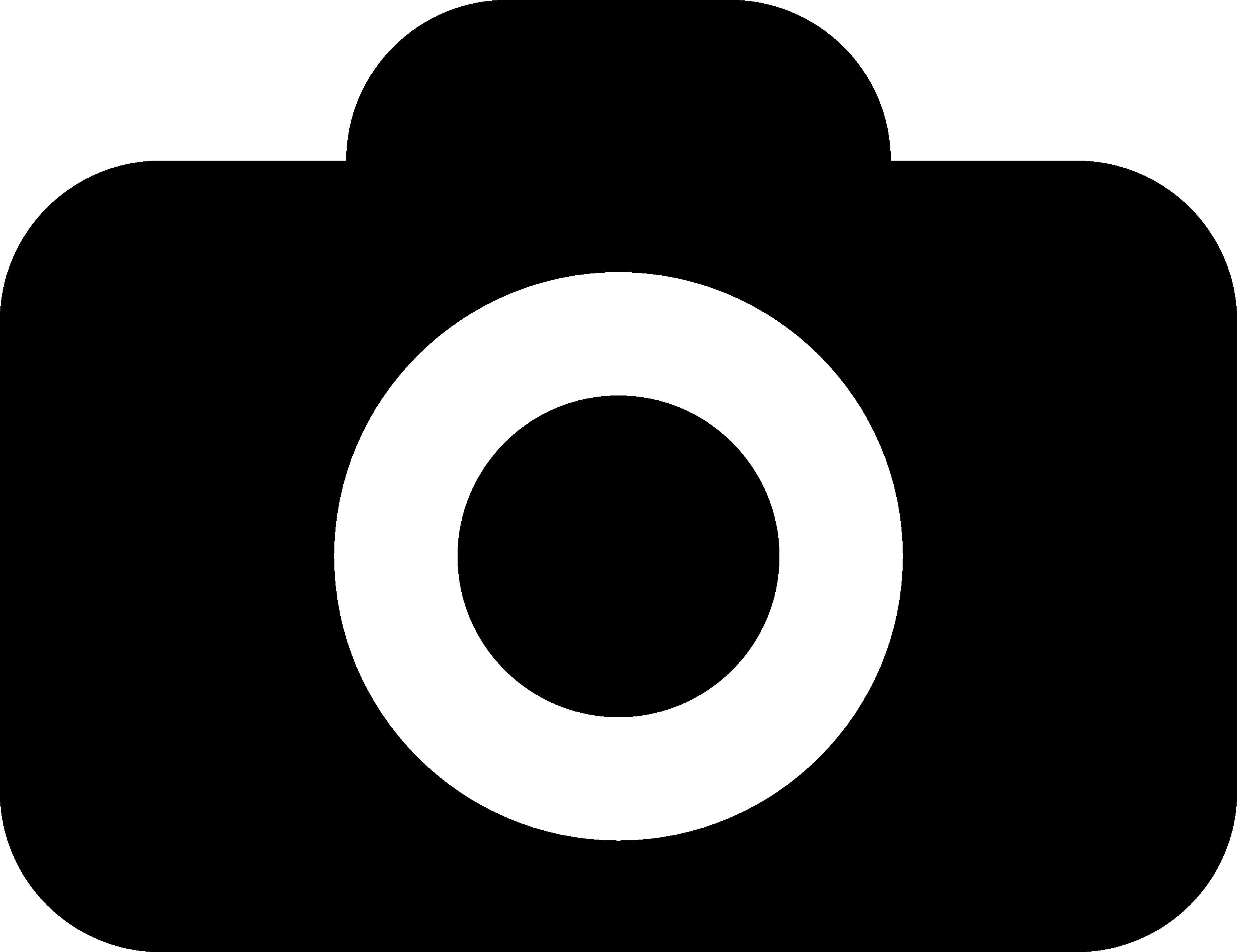 3333x2566 Dslr Clipart Camera Logo