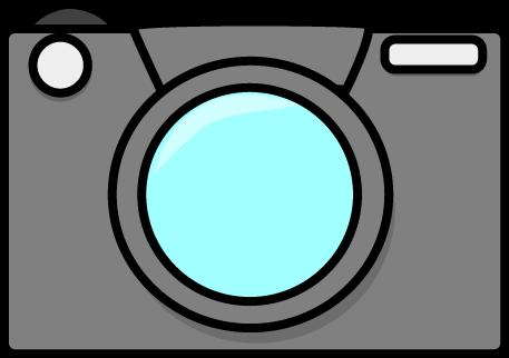 457x322 Camera Clip Art