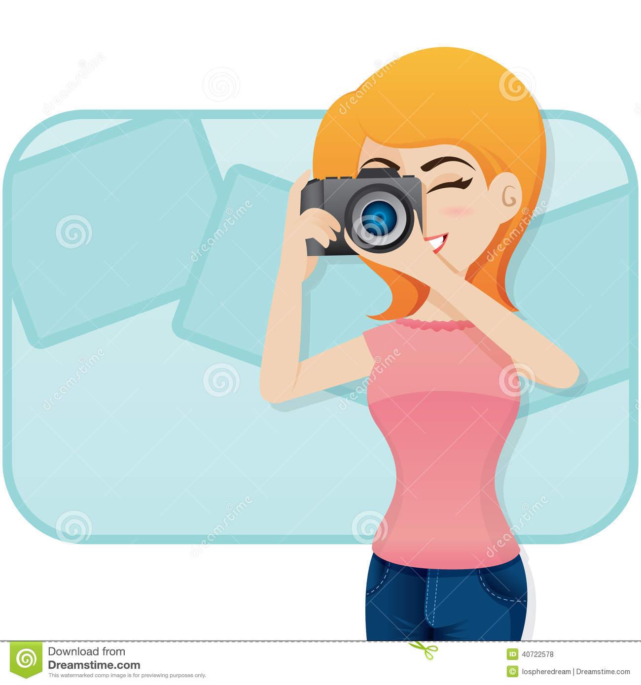 1300x1390 Camera Clipart Girly