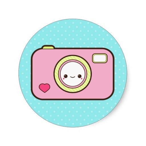512x512 Camera Clipart Kawaii