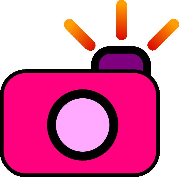 600x594 Camera Clip Art