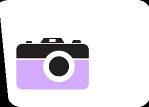 299x216 Camera Icon Clip Art