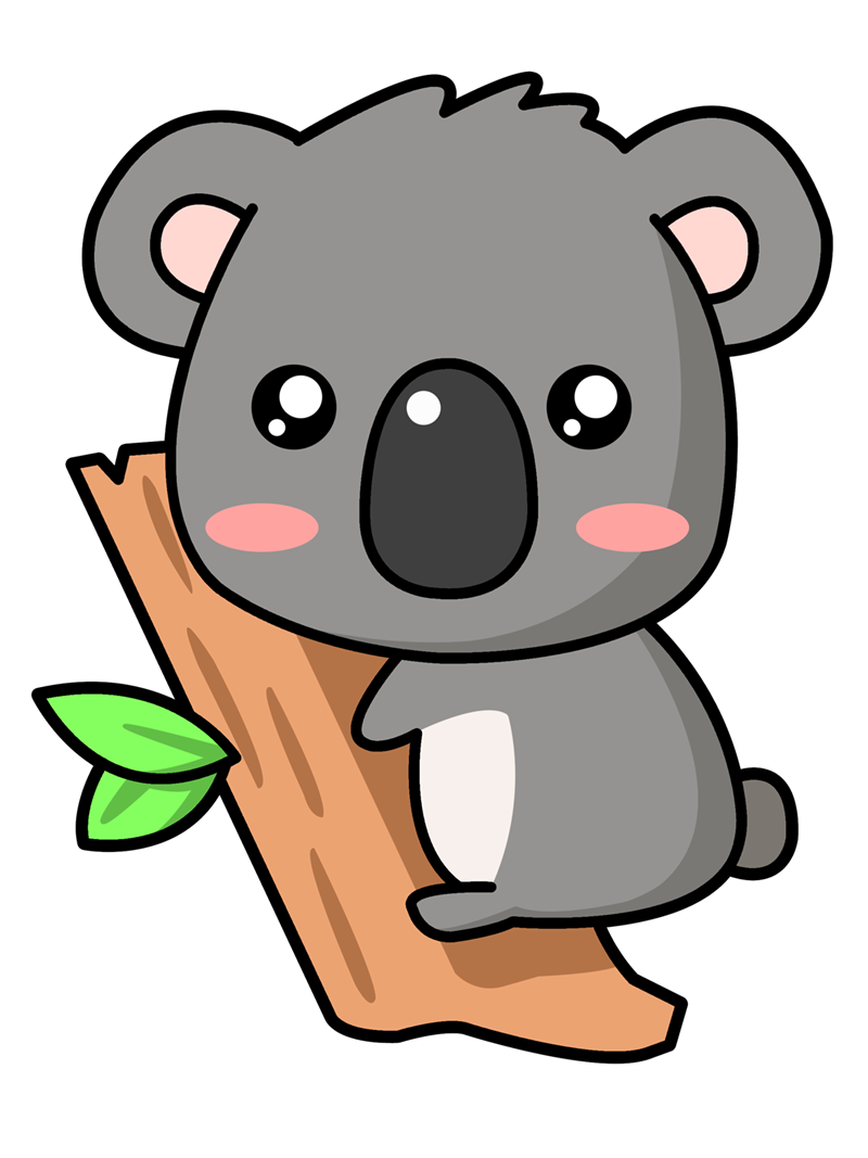 Cute Cartoon Animals Clipart | Free download on ClipArtMag