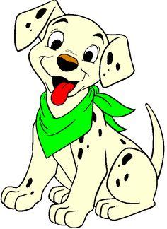 Cute Cartoon Dog Clipart