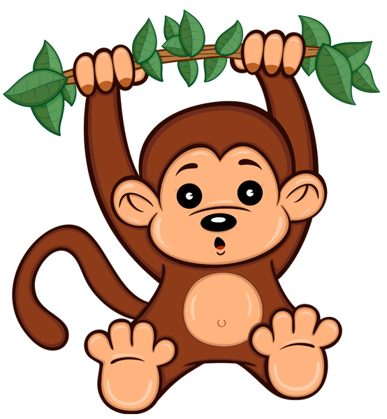 554x600 Cute Cartoon Monkey Gifts Amp Collectibles Toon Animal