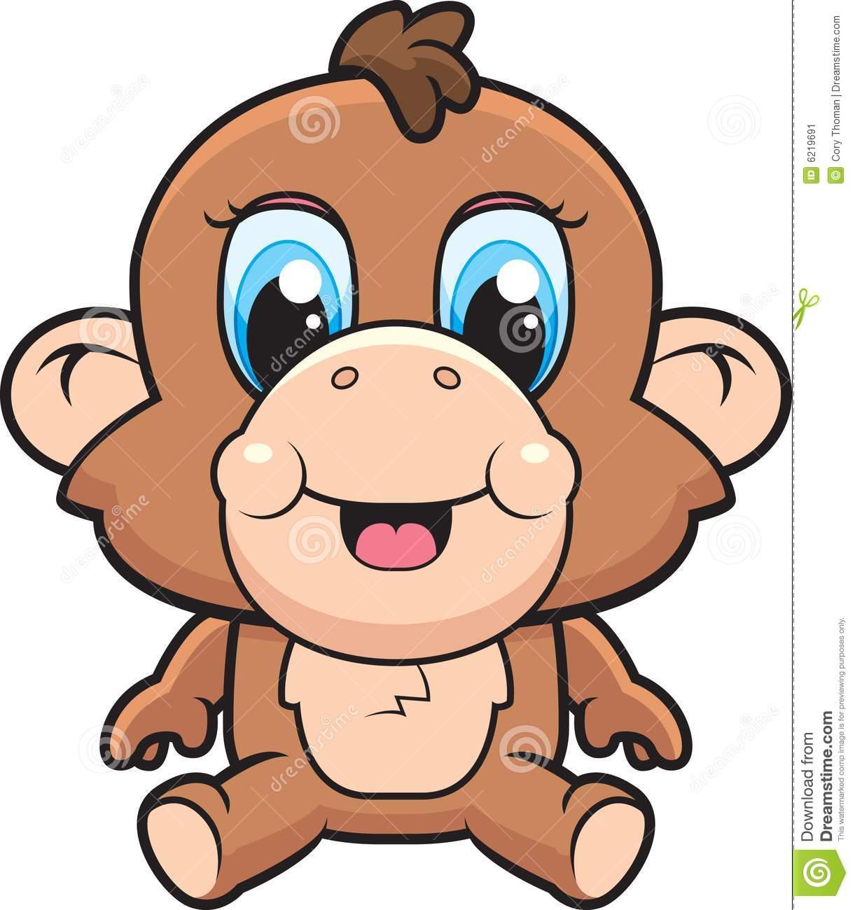 1221x1300 Cute Cartoon Monkey Love Cute Baby Monkey Cartoon Tagged Baby