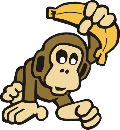 391x424 Cute Cartoon Monkey, Cute Monkey Cartoons, Pictures Of Cute