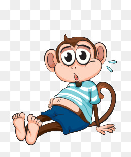 260x310 Cartoon Monkey Png Images Vectors And Psd Files Free Download