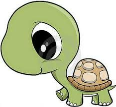 Cute Cartoon Turtle Pictures