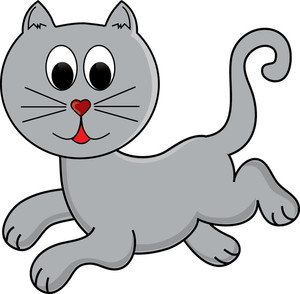 300x294 Free Playful Cat Clipart Image 0515 1102 0614 5902 Cat Clipart