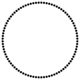 333x333 Circle Clipart Clipartpen