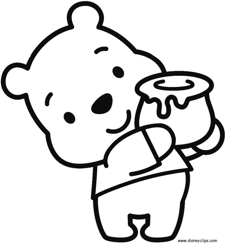 Cute Coloring Pages | Free download on ClipArtMag