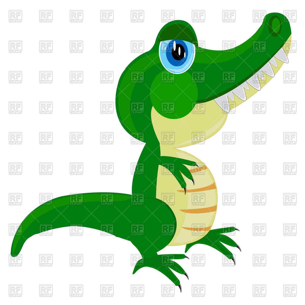 1200x1200 Crocodile Showing