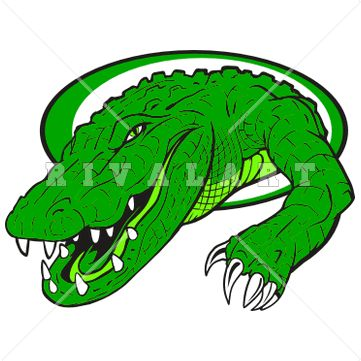 361x361 Swim Team Crocodile Clipart