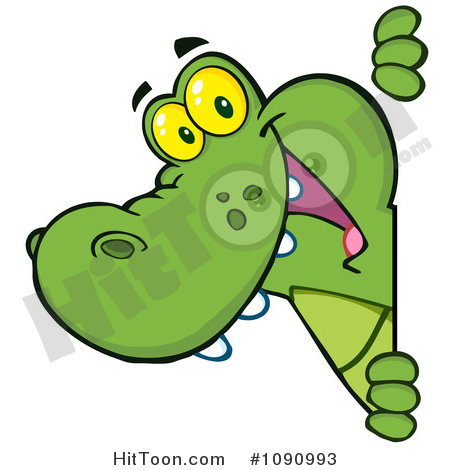 450x470 Alligator Clipart