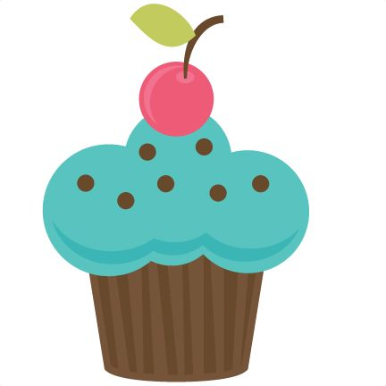 Cute Cupcakes Cliparts