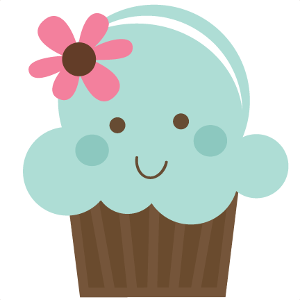 432x432 Cute Cupcake Clipart Many Interesting Cliparts