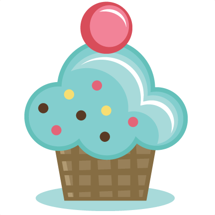 432x432 Yummy Cupcakes Clipart, Explore Pictures