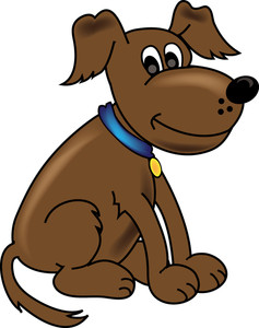 Cute Dog Clipart Free