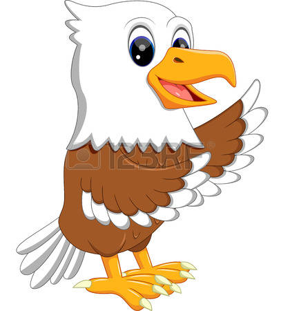 Eagle cute. Clipart free download best