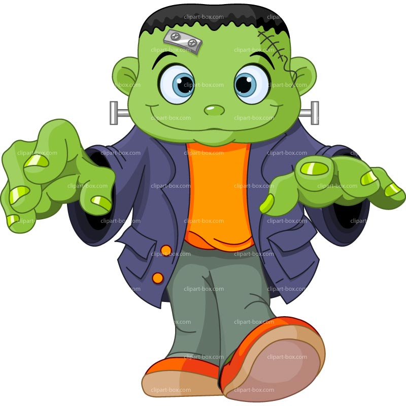 800x800 Halloween Frankenstein Clipart