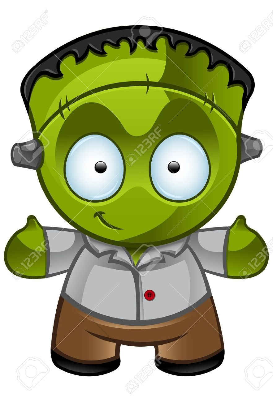 882x1300 Creppy Frankenstein Clipart, Explore Pictures
