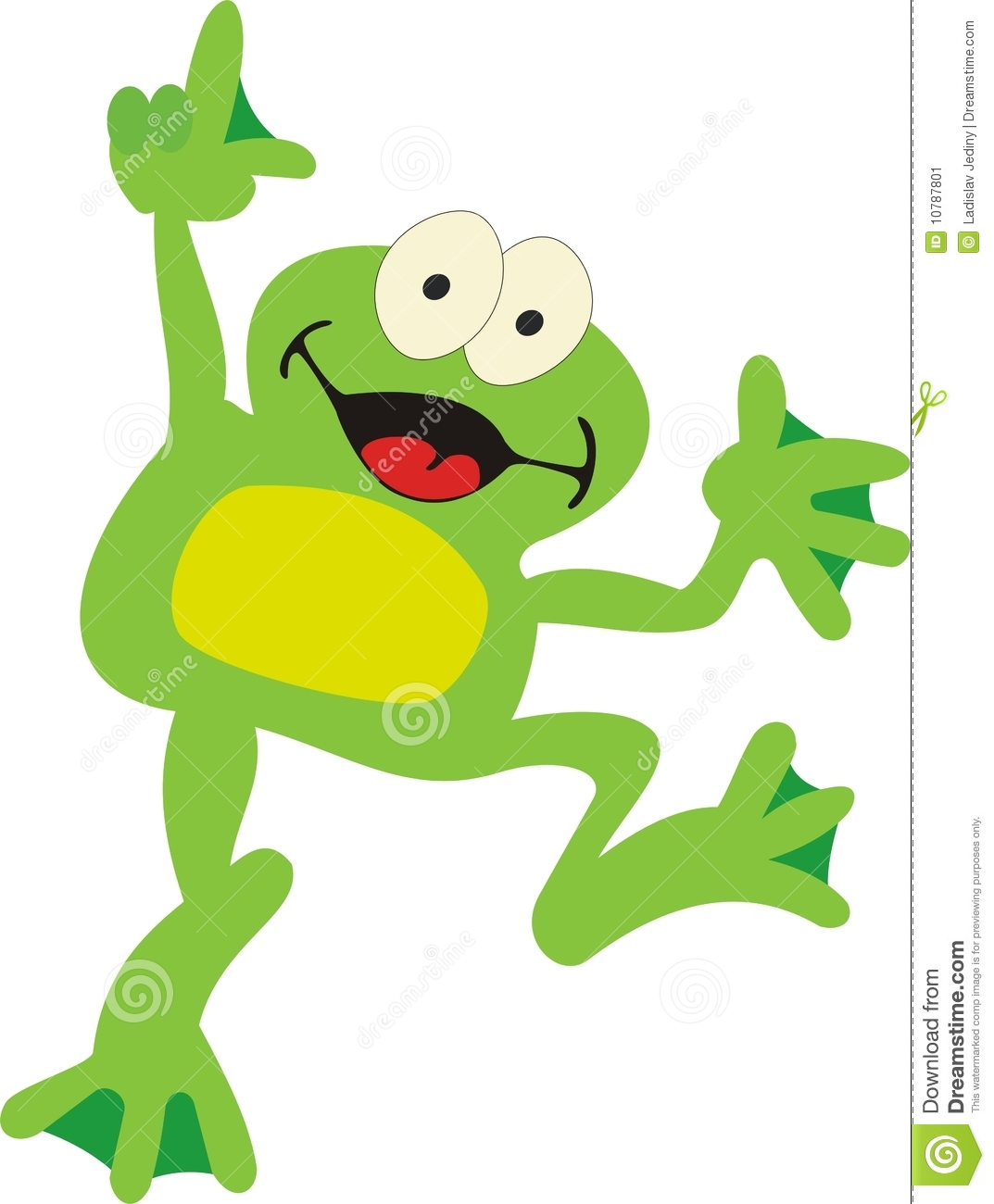 1073x1300 Jump Clipart Cute Hopping Frog