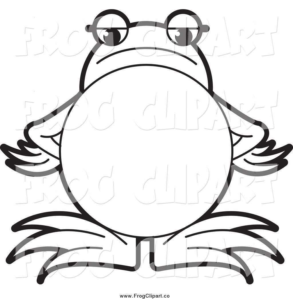 1024x1044 Cute Frog Clip Art Black And White Clipart Panda