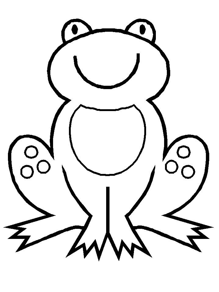 718x957 Good Cute Frog Coloring Pages 53 About Remodel Free Colouring