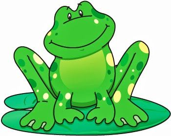 350x279 Free Cute Frog Clip Art Clipart Images 3