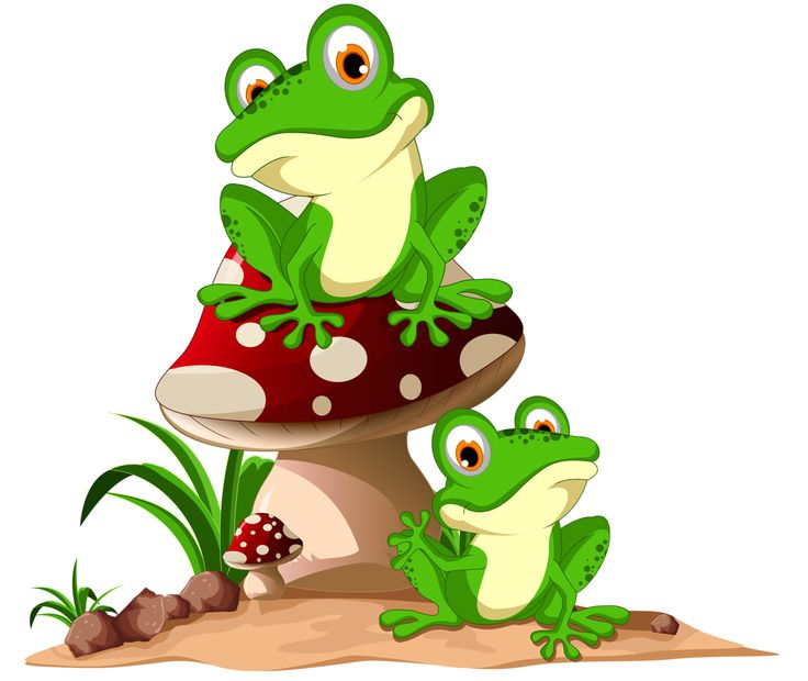 736x620 House Clipart Frog