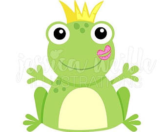 340x270 Sale Frog With Pencil Cute Digital Clipart, Cute Frog Clip Art