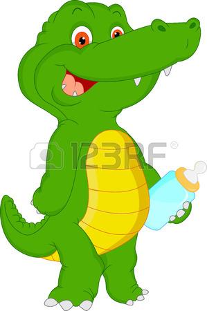 299x450 Crocodile Cartoon Royalty Free Cliparts, Vectors, And Stock