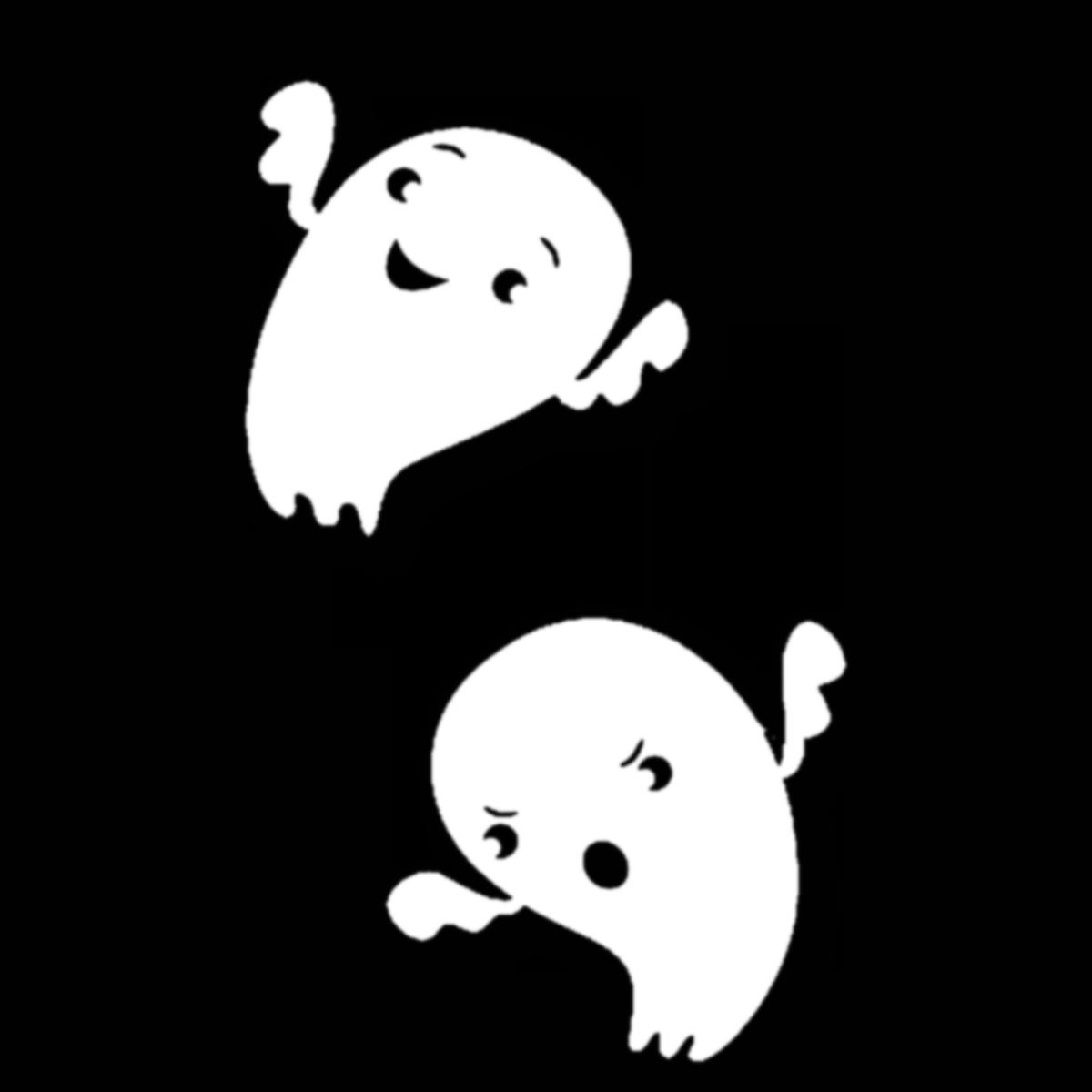 1200x1200 Clip Art Ghost