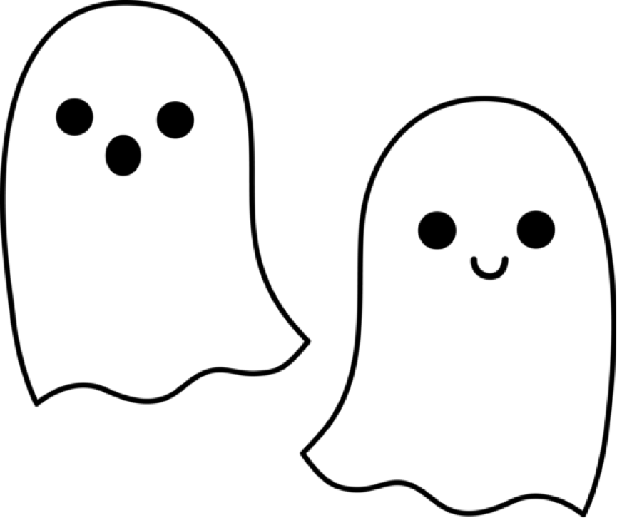 865x726 Ghost Ghoul Boy Small Clipart Clipart Kid